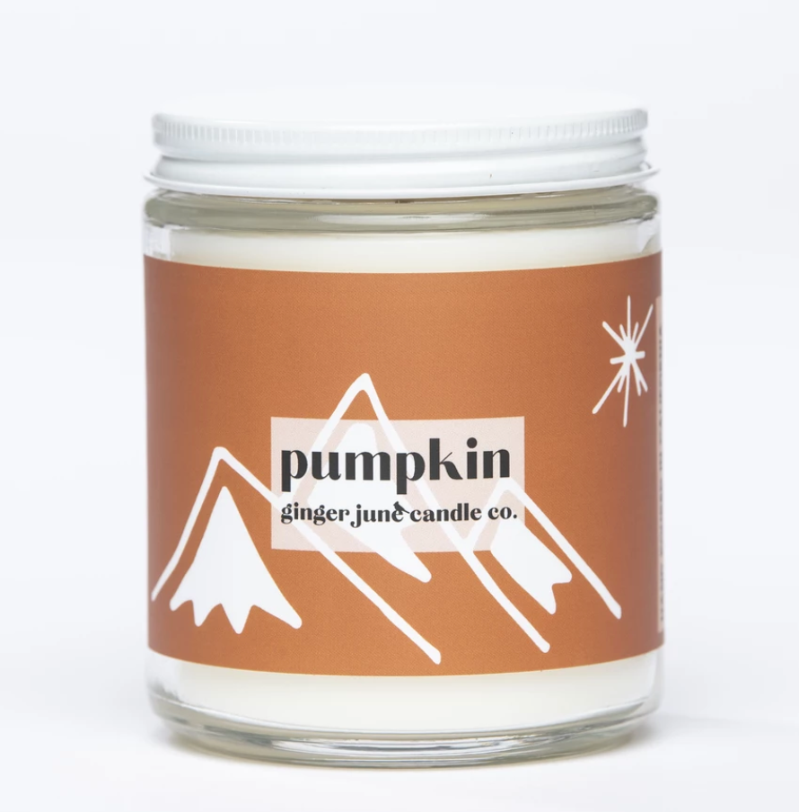 Ginger June Candle Co. Autumn Collection