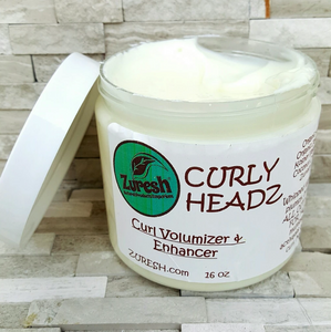 Zuresh Curly Headz Volumizer & Enhancer