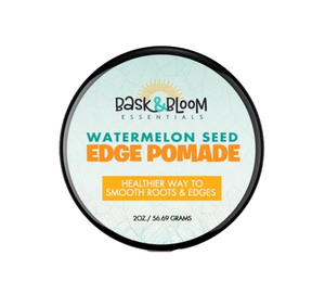 Bask & Bloom Watermelon Seed Edge Pomade
