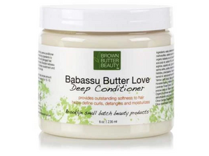 Brown Butter Beauty Babassu Deep Conditioner