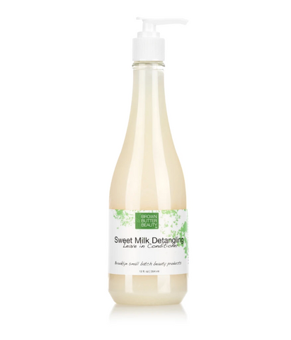 Brown Butter Beauty Detangling Leave In Conditioner