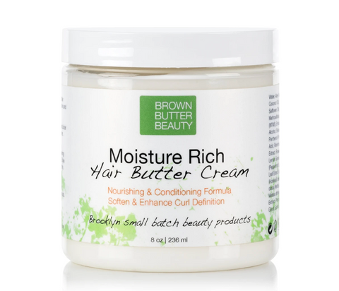 Brown Butter Beauty Moisture Rich Hair Butter Cream