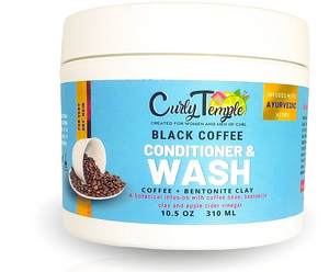 My Curly Temple Black Coffee Co-Wash