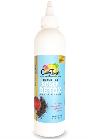 My Curly Temple Black Tea Scalp Cleanser
