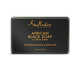 SheaMoisture African Black Soap Bar