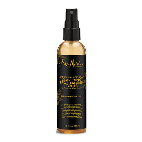 SheaMoisture African Black Soap Clarifying Problem Skin Toner