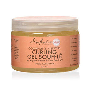 SheaMoisture Coconut Hibiscus Curling Gel Souffle