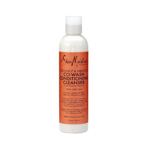 SheaMoisture Coconut Hibiscus Co-Wash Conditioning Cleanser