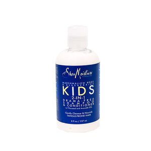 SheaMoisture Marshmallow Root & Blueberries KIDS 2-IN-1 Shampoo & Conditioner