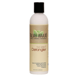Taliah Waajid The Great Detangler Leave-In Conditioner and Co-Wash