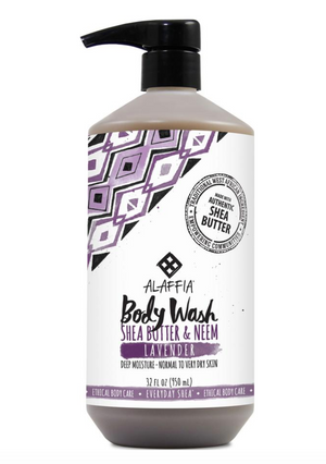Alaffia Lavender Body Wash