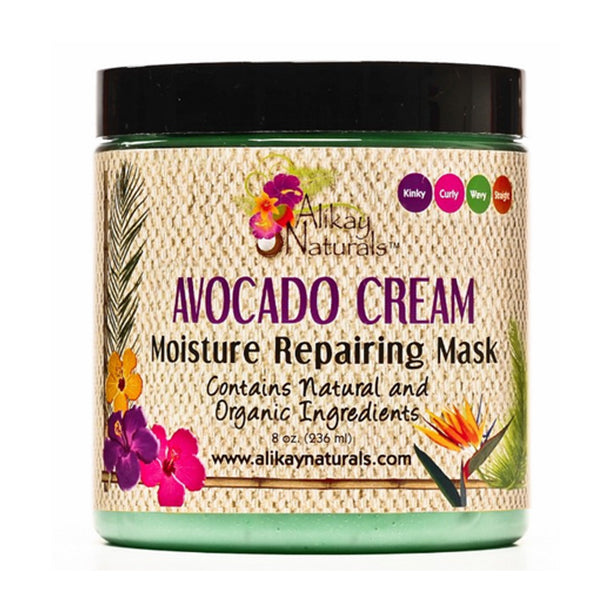 Alikay Naturals Avocado Cream Moisture Repairing Mask