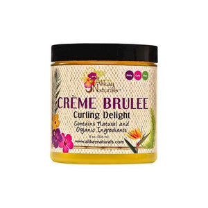 Alikay Naturals Creme Brulee Curling Delight