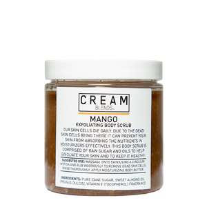 Cream Blends - Mango Body Scrub