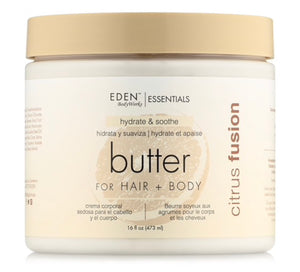 Eden Bodyworks Hydrate & Smooth Butter