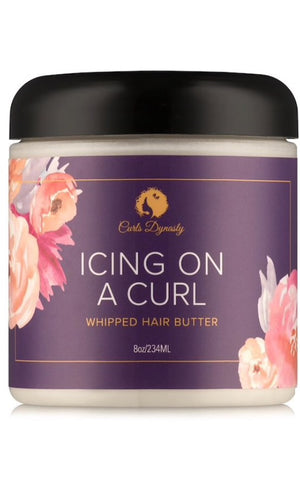 Curls Dynasty Icing On a Curl Whipped Hair Butter