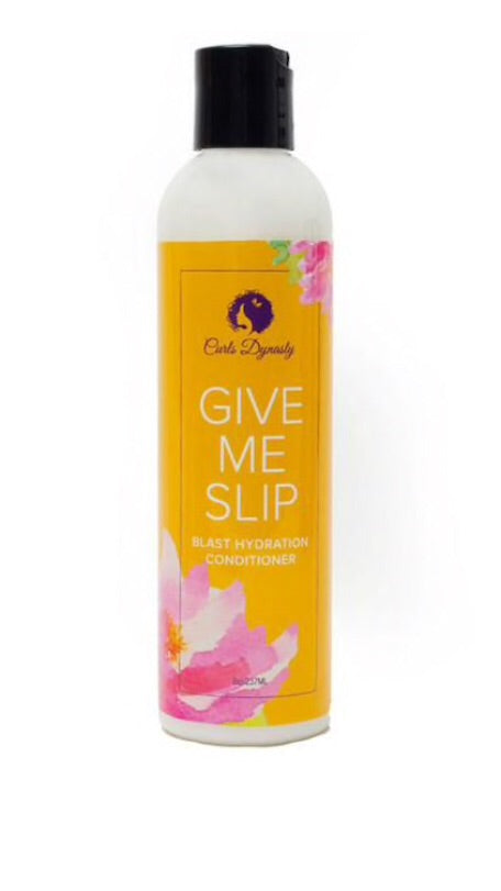 Curls Dynasty Give Me Slip Blast Hydration Conditioner