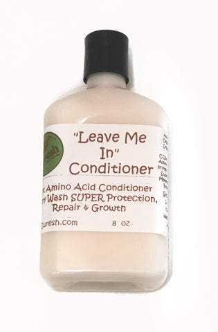 Zuresh Leave Me In Conditioner