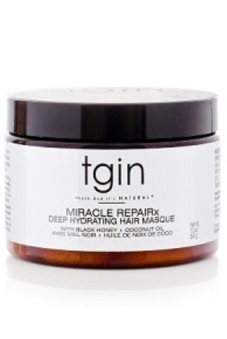 TGIN Miracle Repairx Deep Hydrating Hair Masque