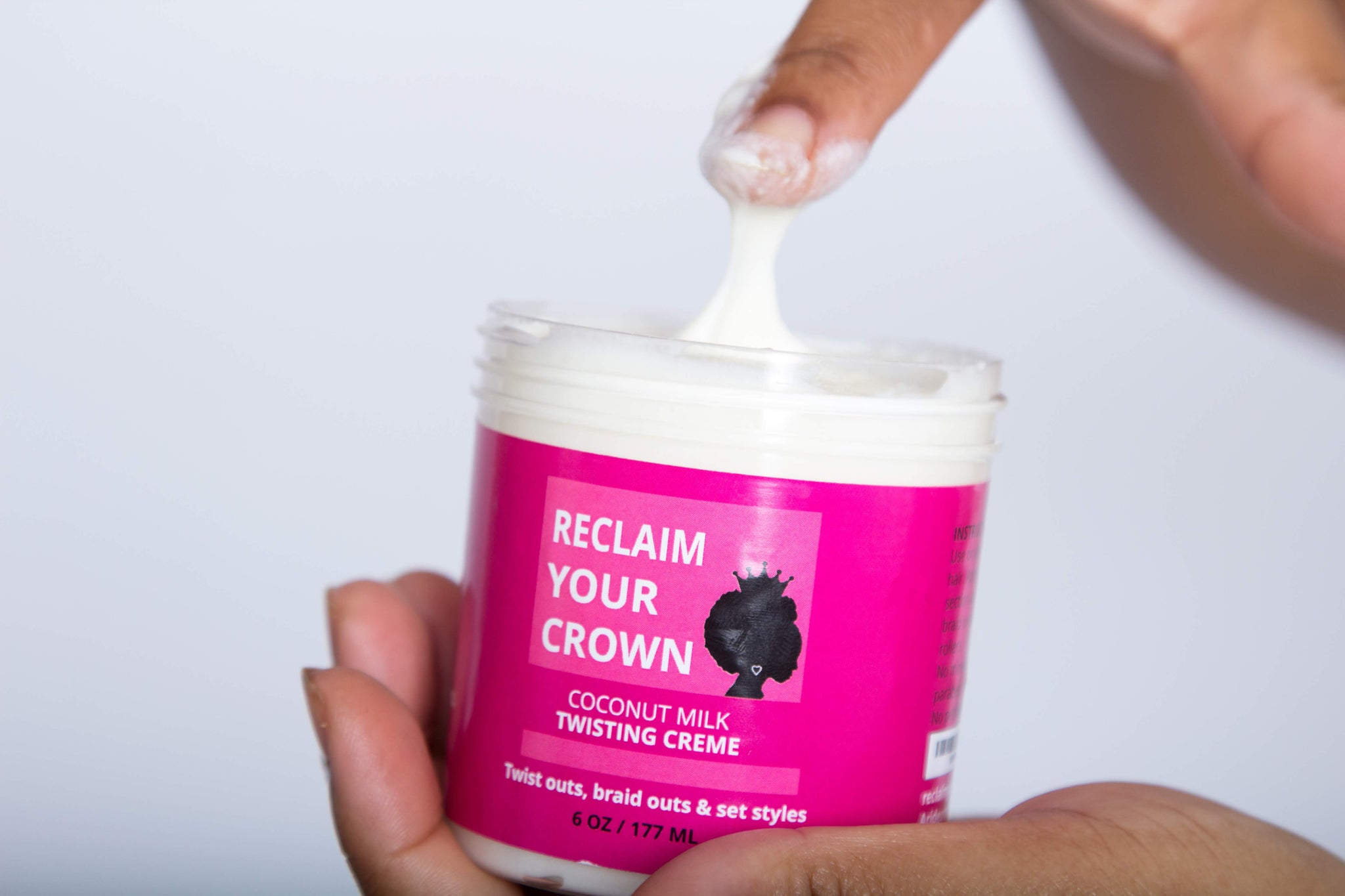 Reclaim Your Crown Twisting Creme