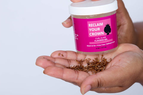 Reclaim Your Crown Flaxseed Gel