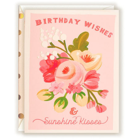 Birthday Wishes & Sunshine Kisses - The First Snow