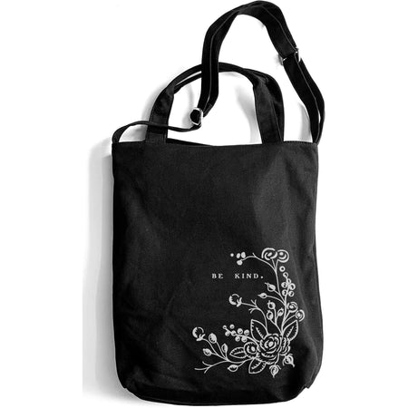 Be Kind Tote Bag - The First Snow