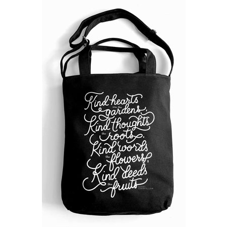 Kind Words Tote Bag - The First Snow