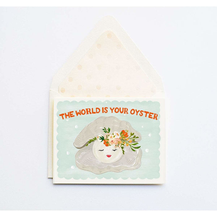The World is Your Oyster Card - The First Snow
