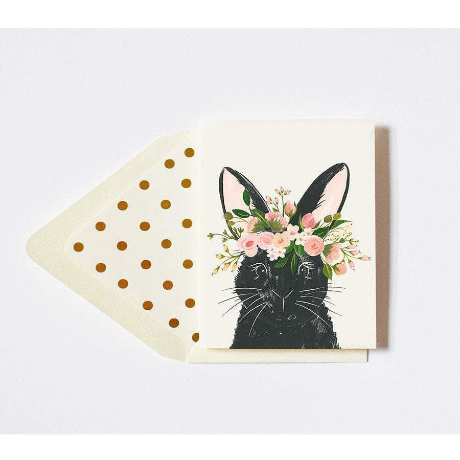Sweet Rabbit Card by The First Snow - The First Snow