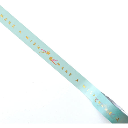 """Make a Wish"" Shooting Star Washi Tape for Packaging and Decorating - The First Snow"