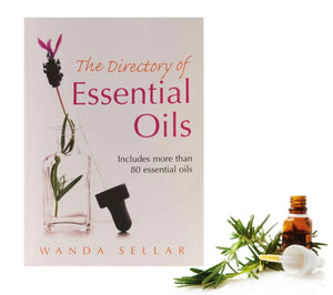 Dictionary of Essential Oils ~ In Stock Ready to Post