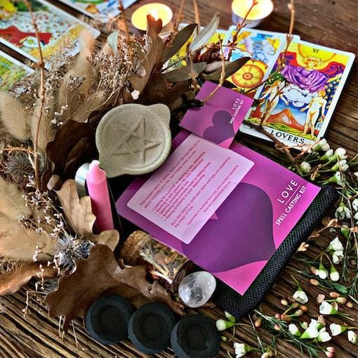 Spell Casting Kit ~  Love