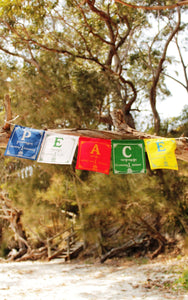 Peace Prayer Flags