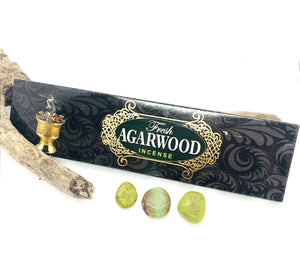 Fresh Agarwood Natural Incense Sticks