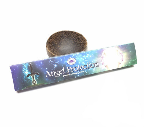 Green Tree Angel Protection Incense Sticks