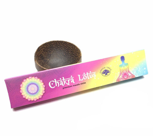 Chakra Lotus Incense Sticks