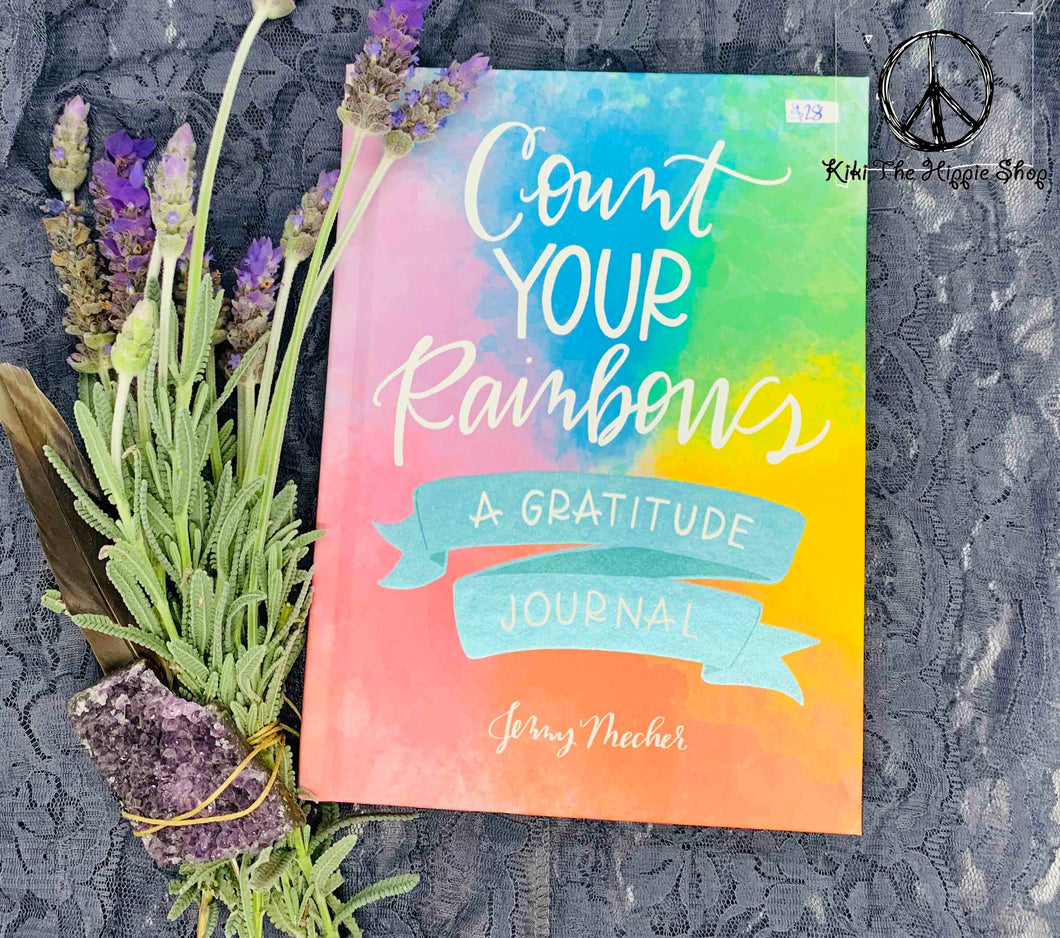 Count Your Rainbows ~ A Gratitude Journal