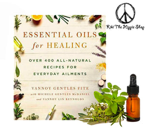 Essential Oils for Healing ~ In Stock Ready to Post