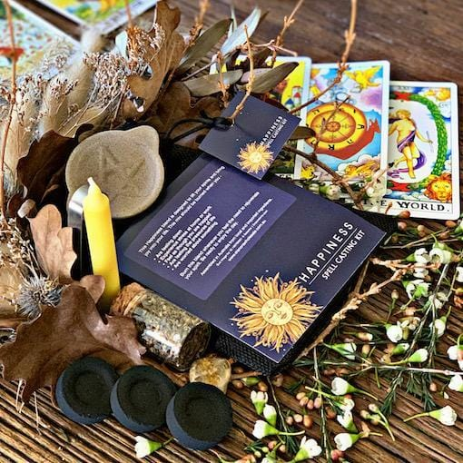 Spell Casting Kit ~  Happiness