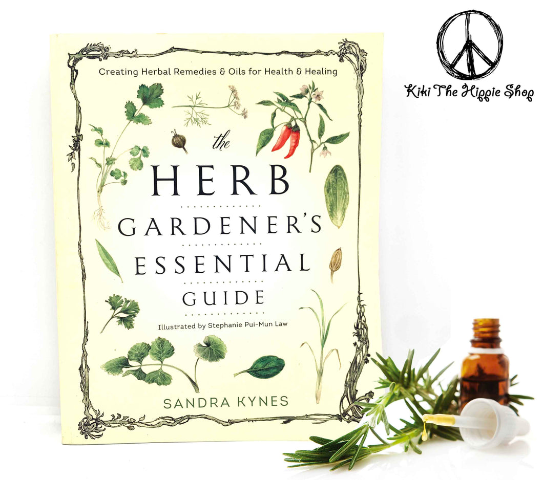 Herb Gardners Essential Guide ~ In Stock Ready to Post