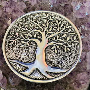 Tree of Life Incense Holder