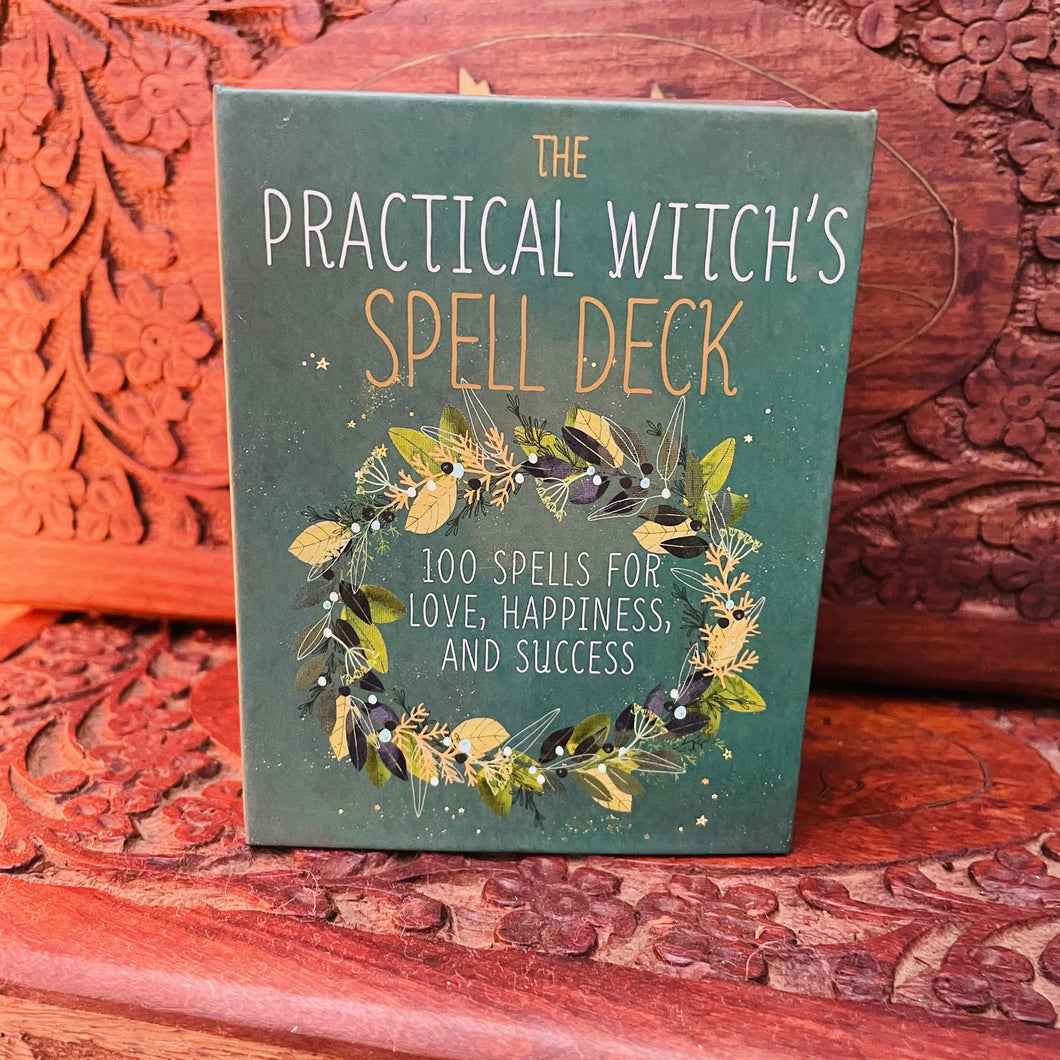 The Practical Witch's Spell Deck