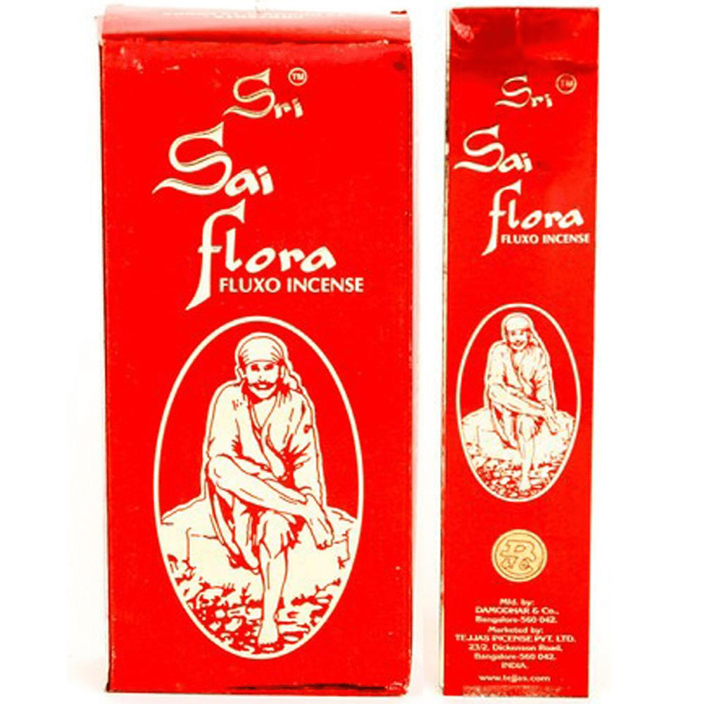 Sri Sai Flora Incense Sticks