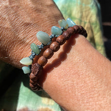 Load image into Gallery viewer, Amazonite Macrame Bracelet