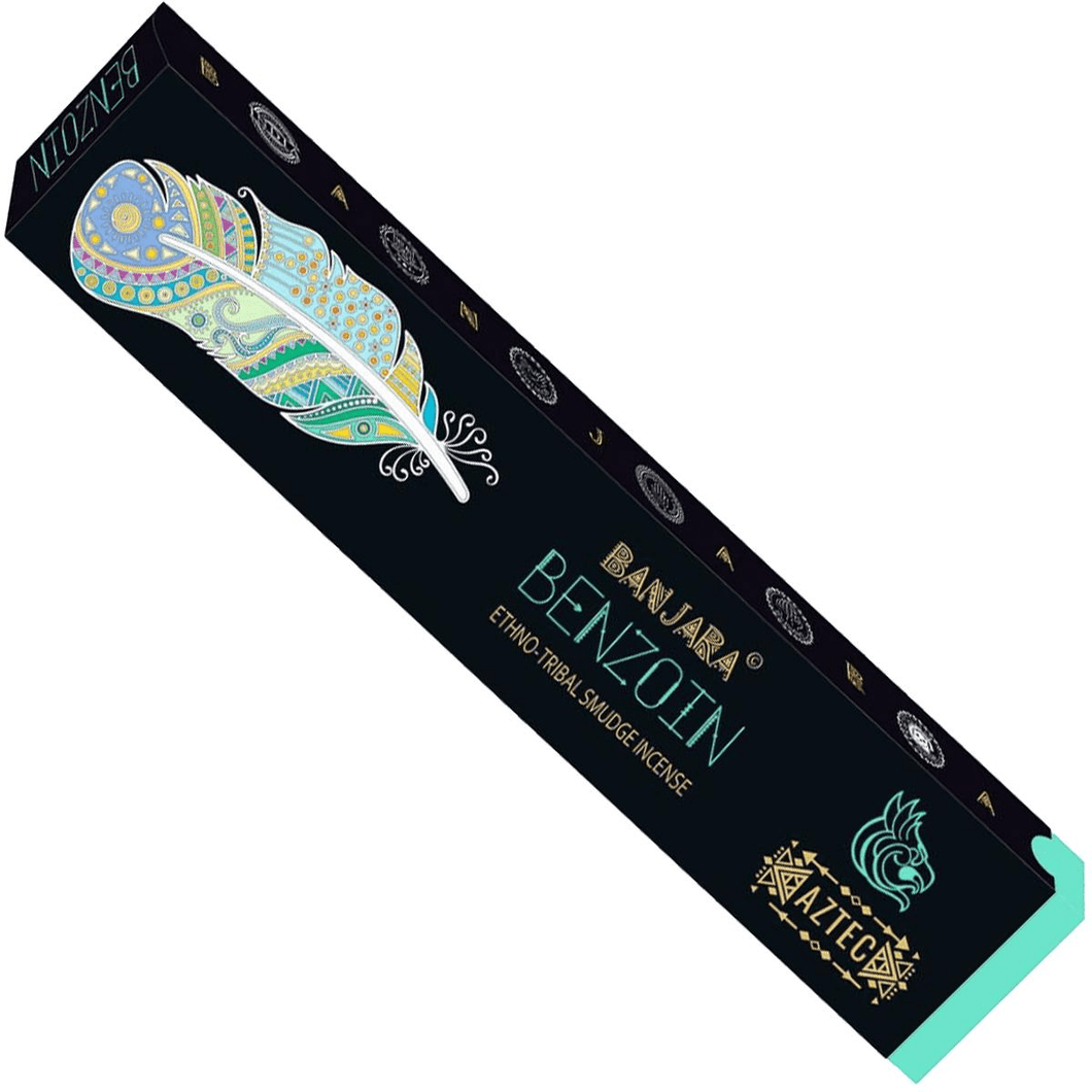 Banjara Benzoin Incense Sticks