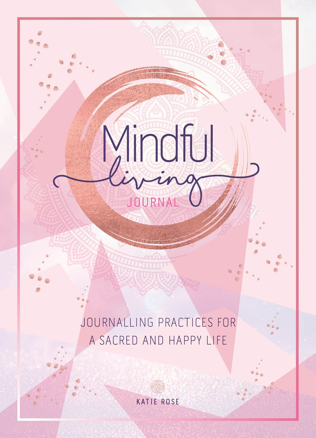 Mindful living journal
