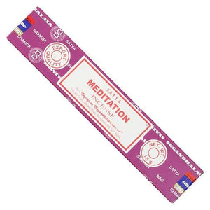 Satya Meditation Incense Sticks