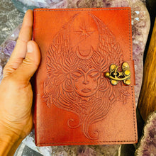 Load image into Gallery viewer, Leather Goddess Journal