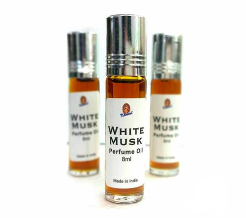 Kamini White Musk Perfume Oil -8ml